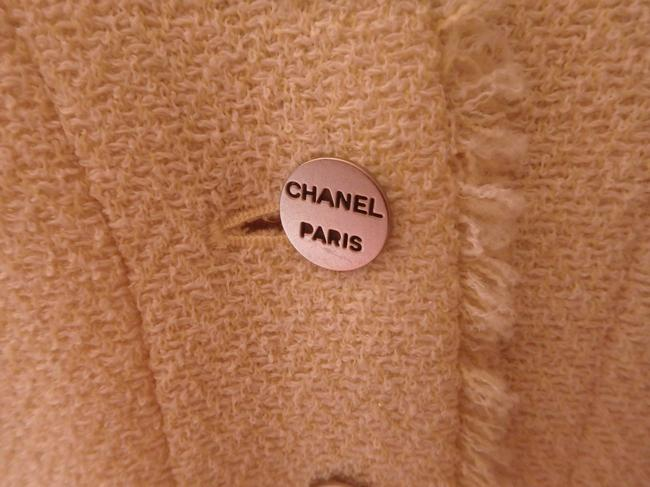 Chanel Butter/Soft Yellow Jacket