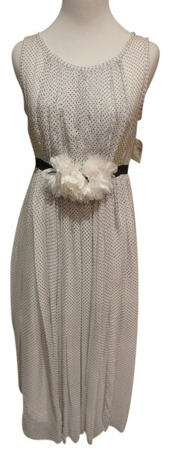 Preload https://item4.tradesy.com/images/charles-chang-lima-detailing-dress-white-with-black-polka-dots-1519808-0-0.jpg?width=400&height=650