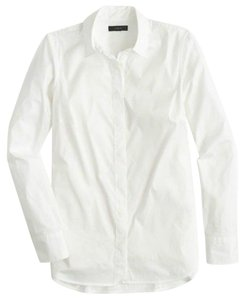 J.Crew Shirt Button Downs Button Down Shirt White