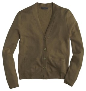 J.Crew Sweater V-neck Merino Wool Cardigan