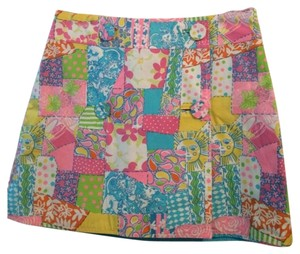 Lilly Pulitzer Mini Skirt Beautiful Lilly Pulitzer Fruit Stand Colors
