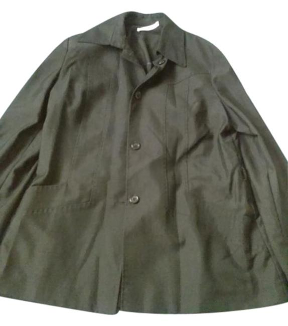 Item - Black 48 Made In Italy Jacket Size 12 (L)