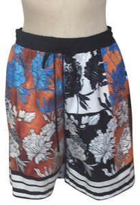 Clover Canyon Bermuda Shorts Multicolor
