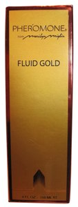 Marilyn Miglin Pher'omone Fluid Gold Body Lotion from Marilyn Miglin (118 ml/ 4 Fl. Oz.) - [ Roxanne Anjou Closet ]