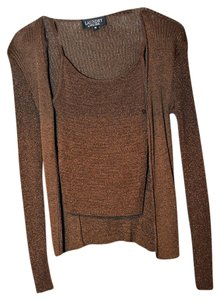 Laundry by Shelli Segal Cami Sweater