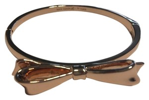Kate Spade Kate Spade Love Notes Rose Gold Bangle Bracelet
