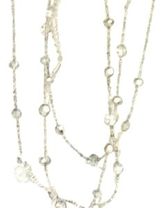 Dillard's Crystal Necklace