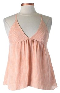 Alice + Olivia Silk Lined Halter Top