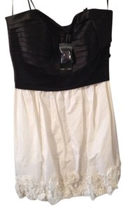 Max and Cleo Holiday Christmas Strapless Dress