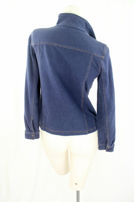 Style & Co Womens Jean Jacket