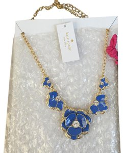 Kate Spade Kate Spade New York Beach House Bouquet Pendant Necklace NWT