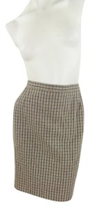 Other Mini Skirt Brown