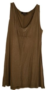 Express Top Dark Green