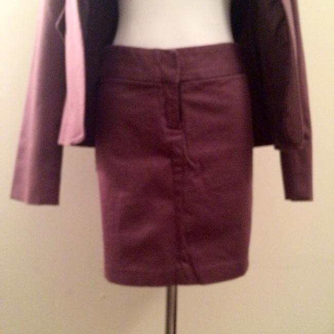 Rampage Rampage Purple/Mauve Business Suit with Skirt- Jacket is a size small and the skirt is a size 0. The jacket and skirt are the same color it looks a bit off in the pictures