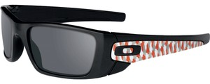 Oakley Fuel Cell OO9096-66 Oakley Polished Black Male Sunglasses