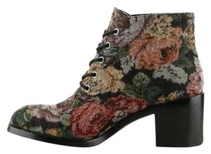 Diba Moto Bootsankle Grudge Floral Boots