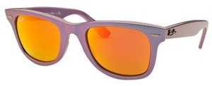 Ray-Ban Ray-Ban RB2140-611-169 Women's Original Wayfarer Summer Blue and Purple Sunglasses