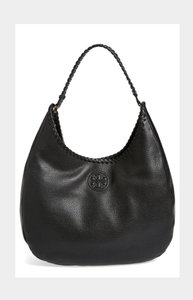 Tory Burch Leather New Hobo Bag