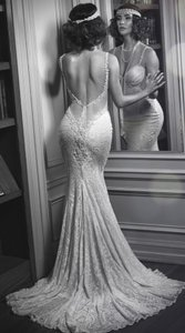 Galia Lahav Galia Lahav Trumpet Style Wedding Dress