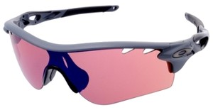 Oakley Radarlock Oakley Matte Black Male Sunglasses OO9181-04