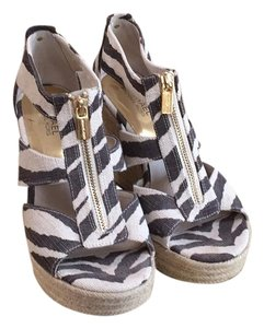 Michael Kors Wedge Animal Print Wedges