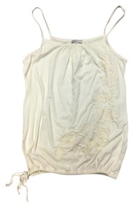 Old Navy Embroidery Summer Top Off white