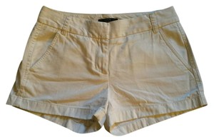 J.Crew Chino Beach Shorts Ivory