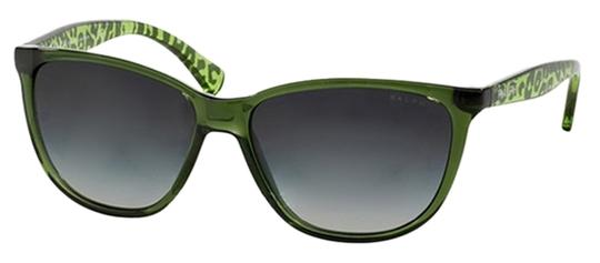 Ralph Lauren Polo Ralph Lauren: RALPH Wayfarer sunglasses with trendy animal print detail on temples