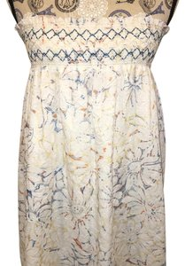 Searle short dress White multi Skirt/Top/ on Tradesy