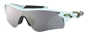 Oakley Oakley OO9181-10 Matte Blue Ice Male Sunglasses