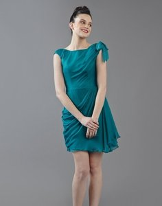 Ivy & Aster Teal Dress