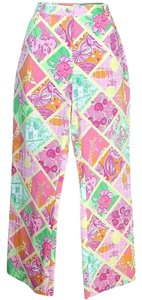 Lilly Pulitzer Capris Multi