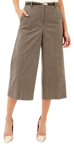 BCBGMAXAZRIA Wide Leg Pants Brown