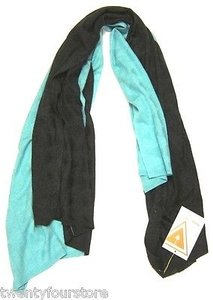 Other Yogasmoga Yoga Smoga The Breaker Scarf In Andaman Silk Wool Cashmere