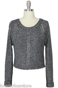 Twelfth St. by Cynthia Vincent Street Cropped Sweater