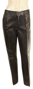 Gucci Casual Leather Pants