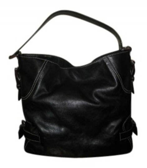 Preload https://item5.tradesy.com/images/michael-michael-kors-large-brookville-black-leather-shoulder-bag-152069-0-0.jpg?width=440&height=440