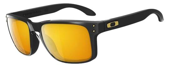 Oakley Holbrook Oakley Polished Black Male Sunglasses OO9102-08