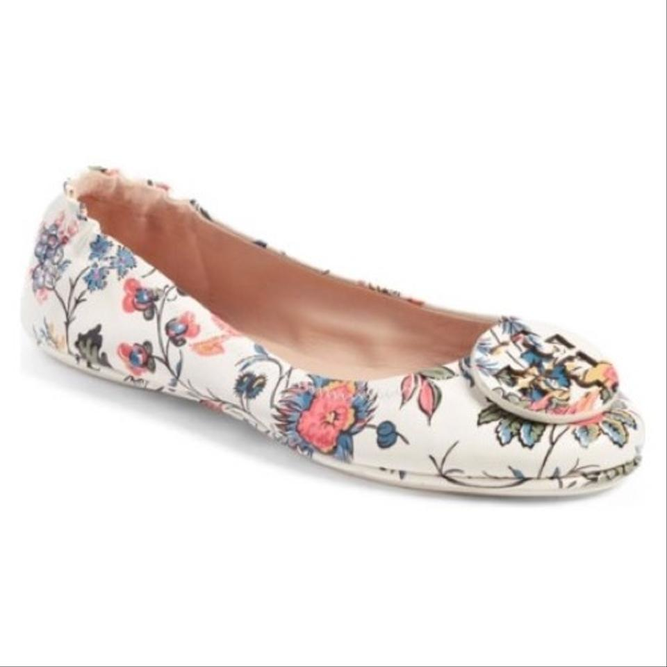 96718a7e171 Tory Burch Minnie Travel Ballet Flats Size US 8 Regular (M