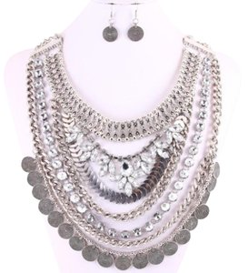 Other Beloved Ornate Necklace Set