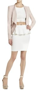 BCBGMAXAZRIA BCBG EASY LAYERED BLAZER JACKET