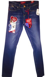 YMI Jeans Skinny Jeans-Medium Wash