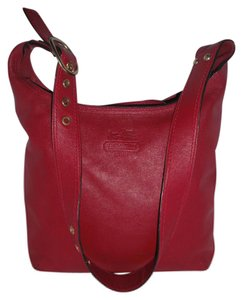 Coach Leather Sophie Bleecker Hobo Messenger Shoulder Bag