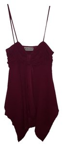 Next Era Couture Dressy Top Maroon