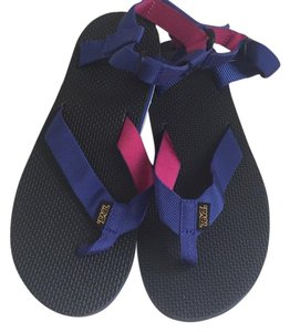 Teva Royal with pink Sandals
