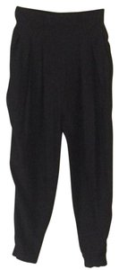 Silence + Noise Relaxed Pants Black