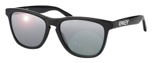 Oakley Oakley OO2043-04 Polished Black Male Sunglasses