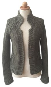 Cividini Wool Knit Cardigan