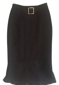 Karen Millen Skirt Black