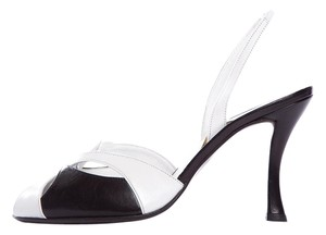 Walter Steiger Black & White Sandals